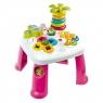 SMOBY Cotoons Stolik dla dziecka, różowy (7600211170)