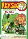Wycinanki i czytanki Reksio W lesie