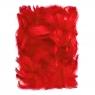Piórka 5-12 cm 10g red CEPI-015