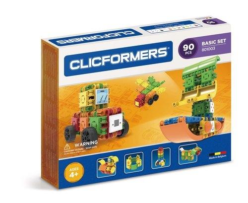 Clicformers 90 elementów