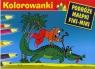 Kolorowanki (Fiki-Miki i krokodyl)