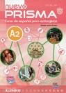 Nuevo Prisma nivel A2 podręcznik + CD EDI-NUMEN Gelabert Maria Jose