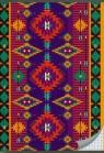 Zeszyt A5 w kratkę 96 kartek Gobelin