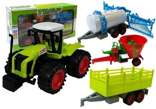 Zestaw aut farmerskich (4203)