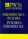Mały słownik niemiecko-polski polsko-niemiecki PWN