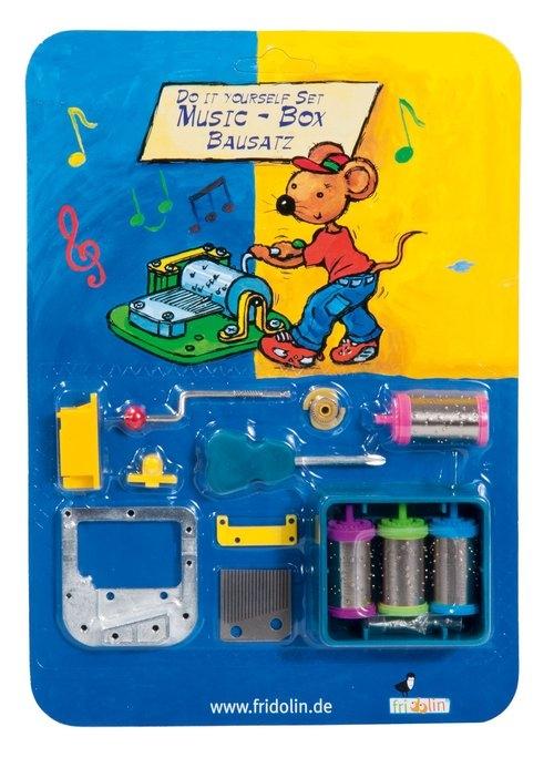 Rizzy Music-Box Pozytywka zestaw do montażu