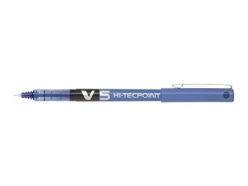 Cienkopis kulkowy Pilot Hi-Tecpoint V5 Niebieski (BX-V5-L)