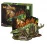 Puzzle 3D: Stegosaurus (P670H)