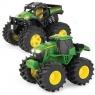 John Deere - traktor Monster - dwupak (LP68183)