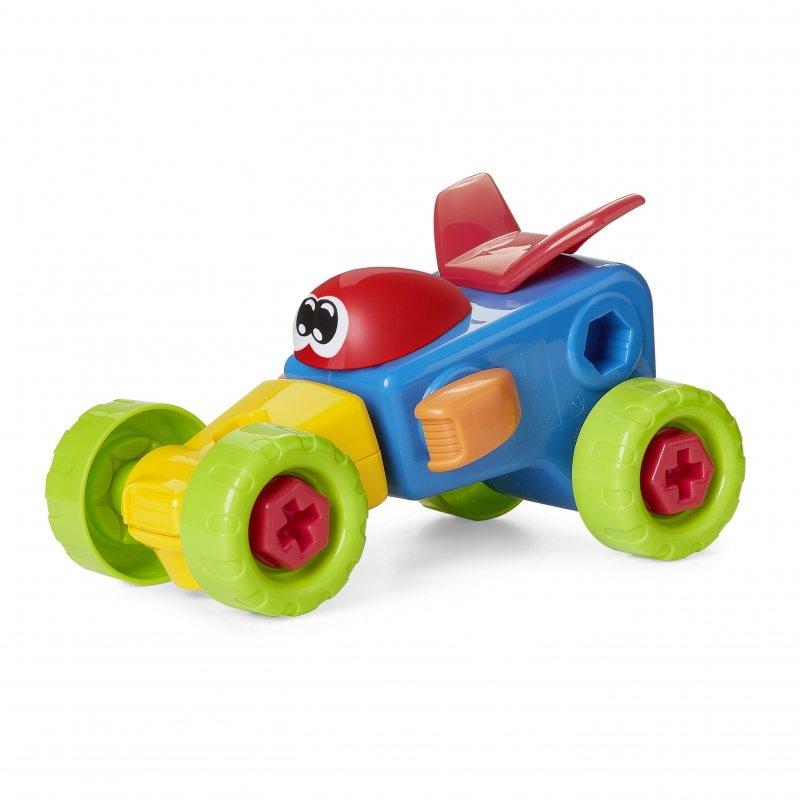 Mały mechanik - Pojazd 6w1 (10003)