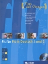 Fit Fur Fit in Deutsch 1 2 Buch mit CD