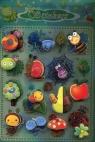 Naklejki dekoracyjne 3D morski