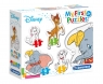 Puzzle 4w1: Disney Animal Friends (20806) Wiek: 2+