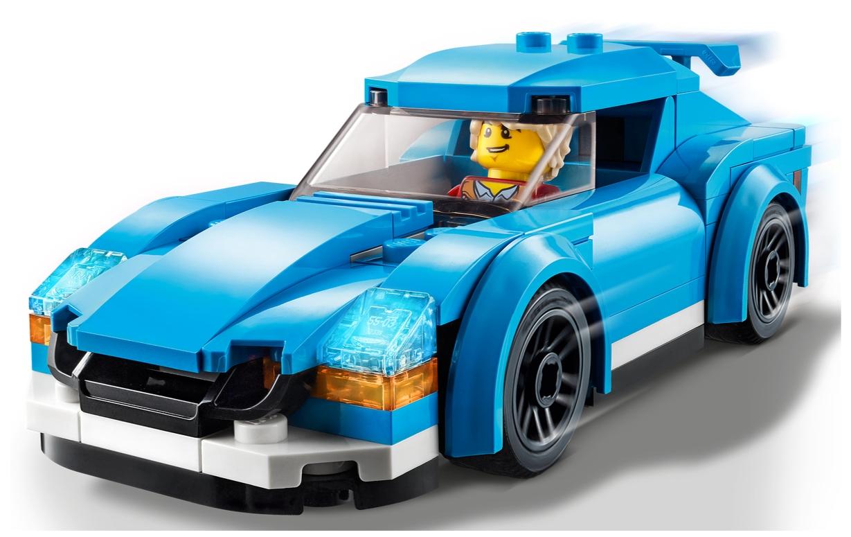 Lego City: Samochód sportowy (60285)