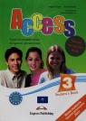 Access 3 set Student's Book + eBookGimnazjum Evans Virginia, Dooley Jenny, Sendor-Lis Bożena