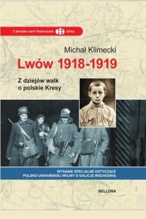 Lwów 1918-1919 Klimecki Michał
