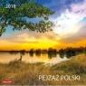 Kalendarz 2018 13 PL 30x30 Pejzaż Polski