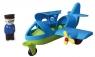 Samolot z figurką Jumbo Edi