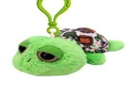 Breloczek zielony Żółwik RUSS