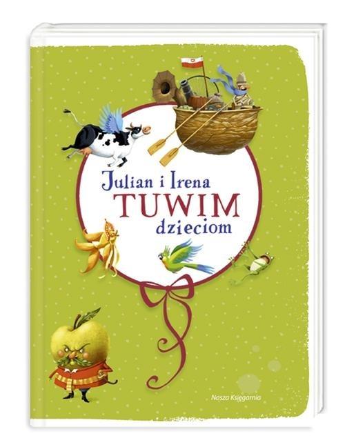 Julian i Irena Tuwim dzieciom Tuwim Julian, Tuwim Irena