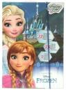 Szkicownik Fantasy Book - Kraina Lodu ( 1 szablon) (8370) Wiek: 3+