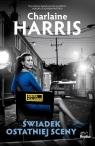 Świadek ostatniej sceny Aurora Teagarden  Harris Charlaine