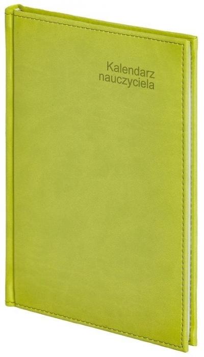 Kalendarz nauczyciela B5 2021/2022 tyg. seledynowy
