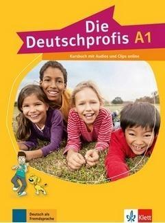 Die Deutschprofis A1 KB + audio online LEKTORKLETT praca zbiorowa