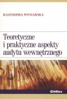 Teoretyczne i praktyczne aspekty audytu wewnętrznego