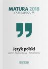 Vademecum 2018 Język polski Zakres podstawowy i rozszerzony Donata Dominik-Stawicka
