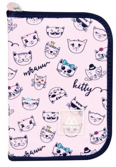 Piórnik rozkładany Kitty MBQ