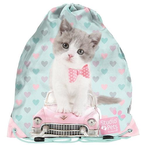 Worek na buty Studio Pets Kot (PET-712)