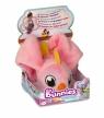 Bunnies Friends: Pluszowy ptaszek z magnesem - różowy (BUN 096943/097704)
