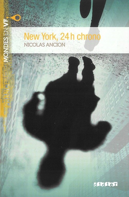 New York, 24h chrono Ancion Nicolas