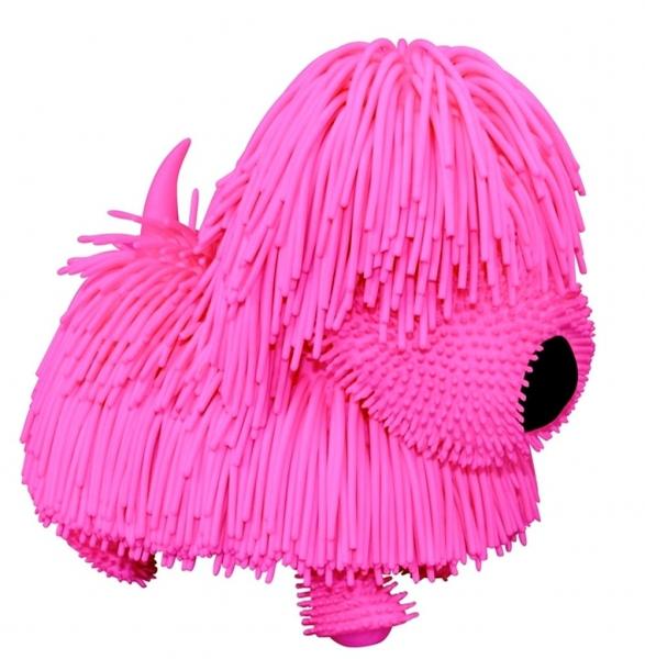Mopik - Zabawny psiak interaktywny - Różowy (EP03859)