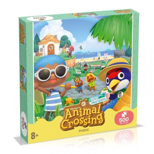 Puzzle Annimal Crossing 500 elementów (04705)