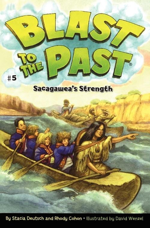 Sacagawea's Strength Deutsch Stacia