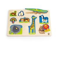 Dzikie zwierzęta Puzzle (E1403)