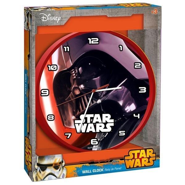 SW zegarek ścienny Vader