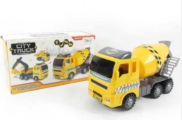 Auto betoniarka B&G 26 cm (AA020163)