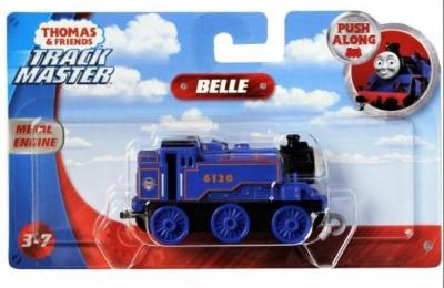 Tomek i Przyjaciele. Duża lokomotywa GDJ56
