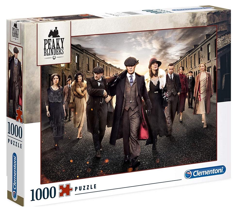 Puzzle 1000: Netflix - Peaky Blinders (39570)