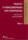 Traktat o funkcjonowaniu Unii Europejskiej Tom 1