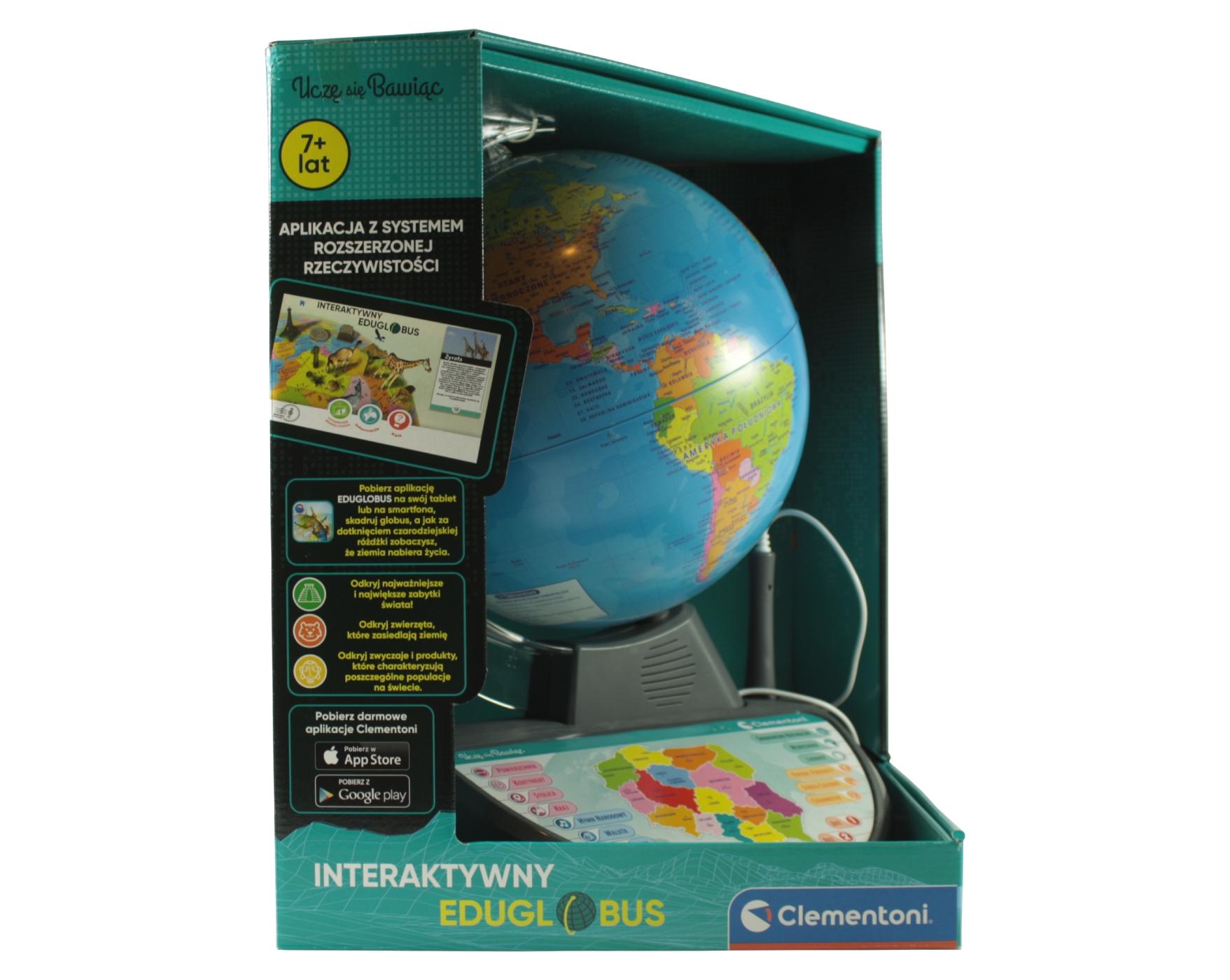 Interaktywny EduGlobus (50670)