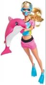 Steffi Zabawa z delfinem