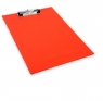 Deska z klipsem czerwona 913038-RD