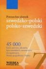 Powszechny słownik szwe-pol pol-szwe 2016 Leonard Paul