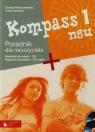 Kompass neu 1 Poradnik dla nauczyciela + 2CD Nowicka Irena, Wieruszewska Dorota