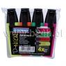 Zakreślacz fluorescencyjny Donau D-text 4 kolory (7358904PL-99)