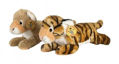 Lew/ Tygrys leżący